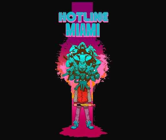 Enjoystick Hotline Miami - Come baby !