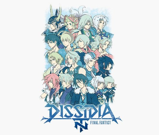 Enjoystick Final Fantasy Dissidia NT
