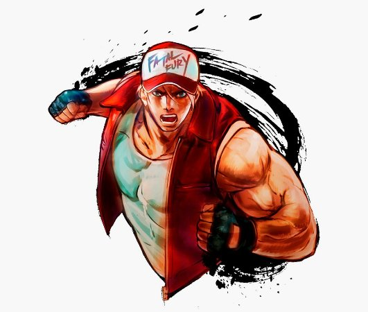 Enjoystick Fatal Fury Terry