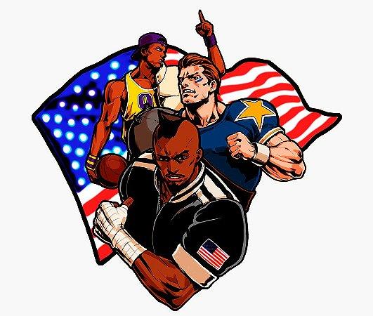 Enjoystick KOF Team USA