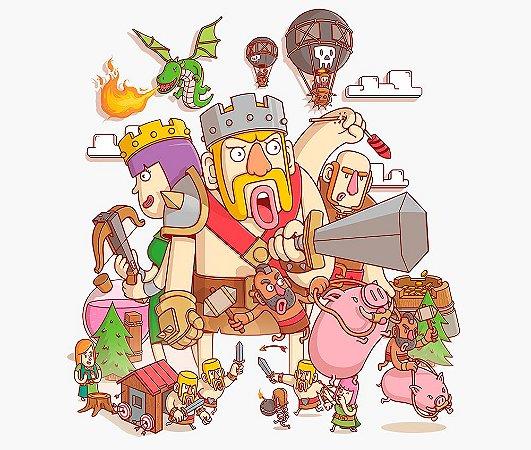Enjoystick Clash of Clans