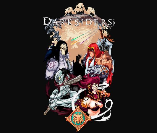 Enjoystick Darksiders Games