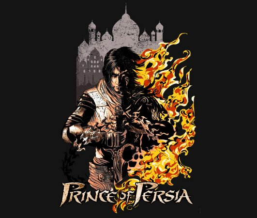 Enjoystick Prince of Persia