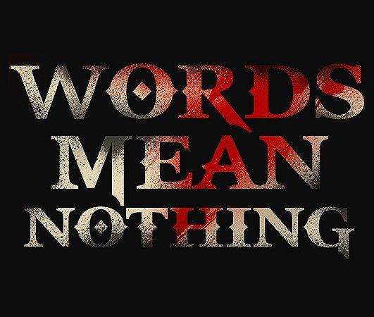 Enjoystick God of War - Words Means Nothing