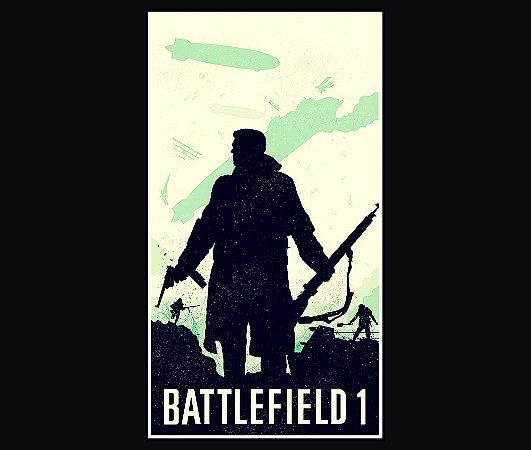 Enjoystick Battlefield Vertical Composition