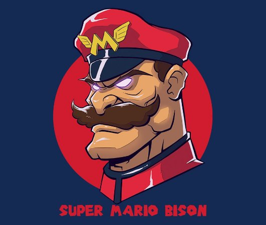 Enjoystick Super Mario Bison
