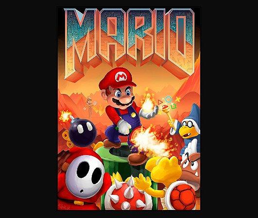 Enjoystick Mario Doom