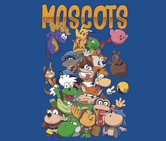 Enjoystick Videogame Mascots