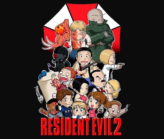 Enjoystick Resident Evil Cartoon 2