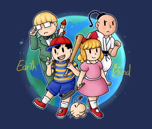 Enjoystick Earthbound