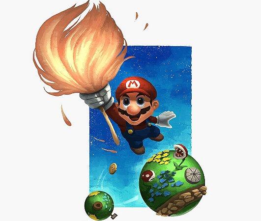 Enjoystick Mario Paint