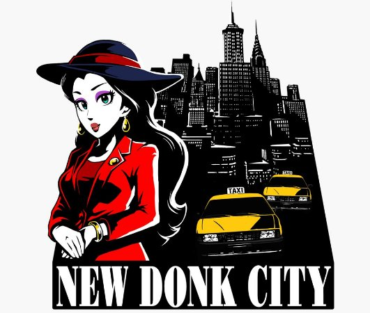 Enjoystick Mario Odyssey New Donk City