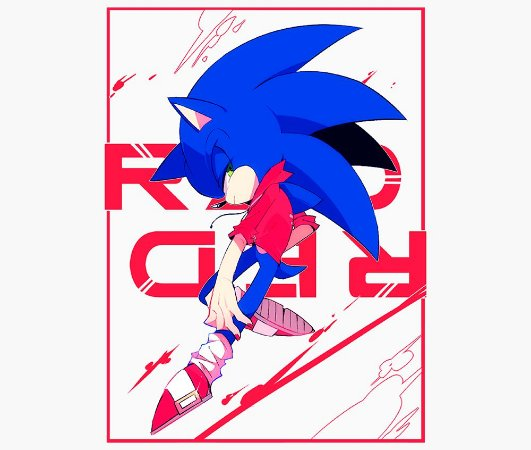 Enjoystick Sonic Style Composition