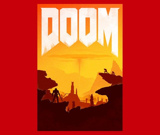 Enjoystick Doom - Welcome to Mars