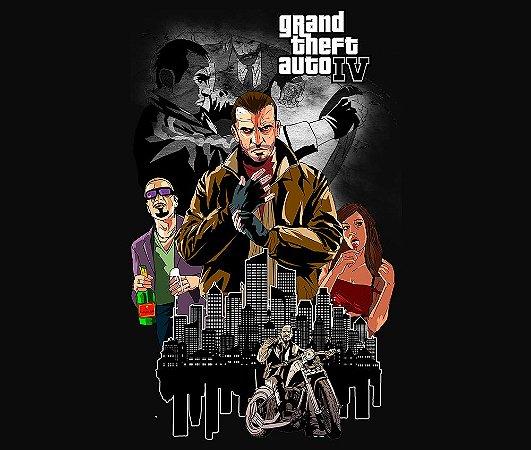 Enjoystick GTA IV