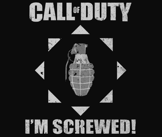 Enjoystick Call of Duty - I'm Screwed
