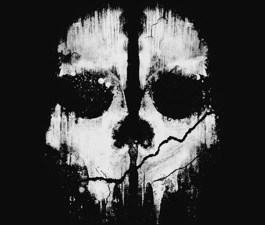Enjoystick Call of Duty - Skull Ghost