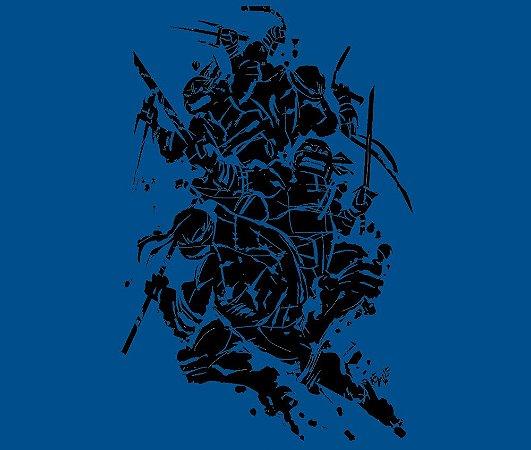 Enjoystick TMNT Ninja Turtles Black Composition