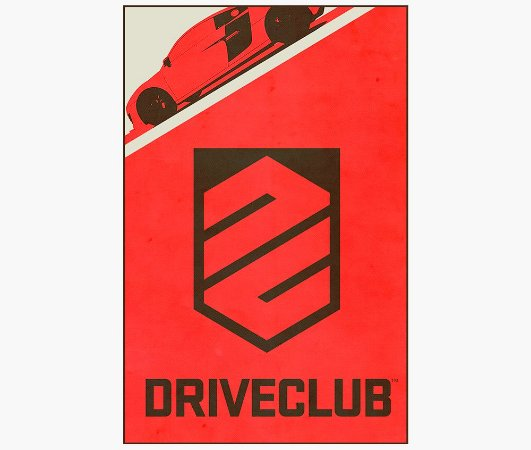 Enjoystick Drive Clube Red Vertical Composition