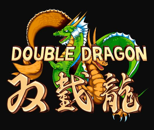 Enjoystick Double and Dragon Logo