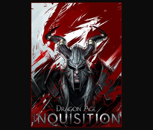 Enjoystick Dragon Age Inquisition - Blood and Vertical Composition