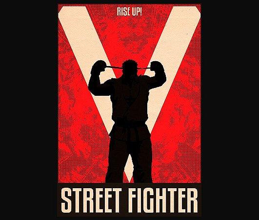 Enjoystick Street Fighter V - Ryu, Rise Up