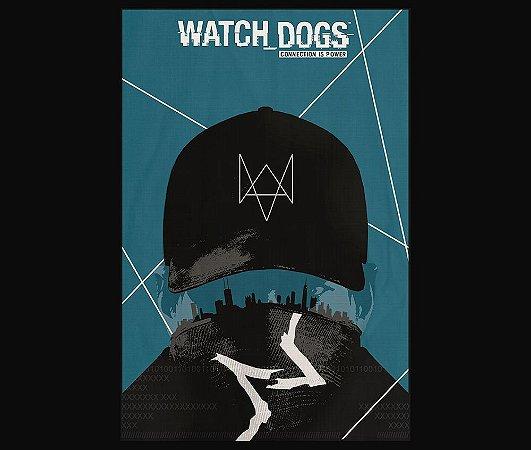 Enjoystick Watch Dogs - Vertical Composition