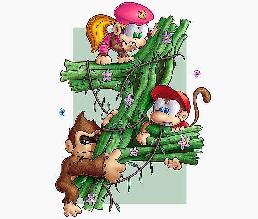 Enjoystick Donkey Kong Trio