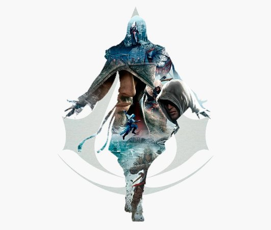 Enjoystick Assassins Creed - Ezio Composition
