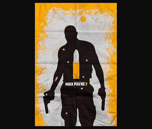 Enjoystick Max Payne 3 Vertical Composition