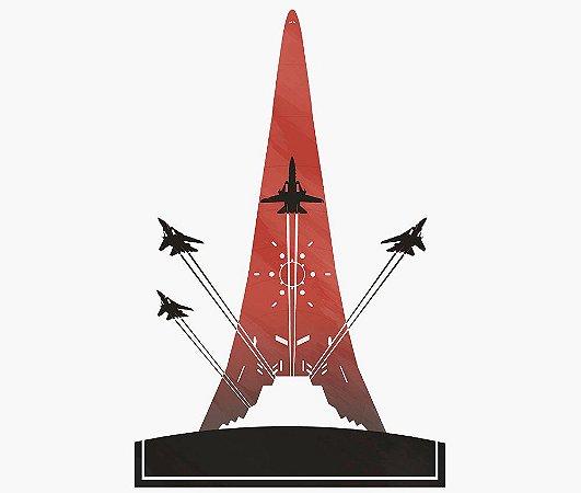 Enjoystick Ace Combat Vertical Composition