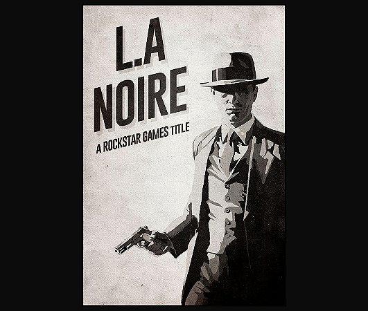 Enjoystick LA Noire Vintage Composition