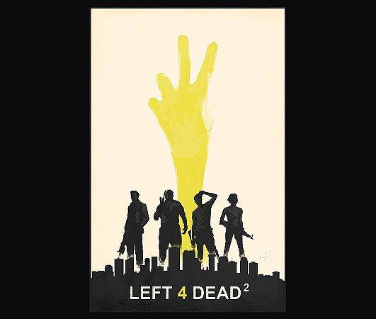 Enjoystick Left 4 Dead Yellow