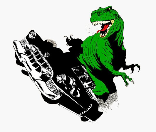 Enjoystick Cadillacs and Dinosaurs - Just Run