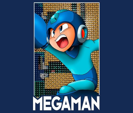 Enjoystick Megaman Scream