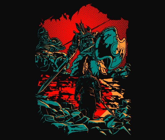 Enjoystick Dark Souls - I'm Ready to die