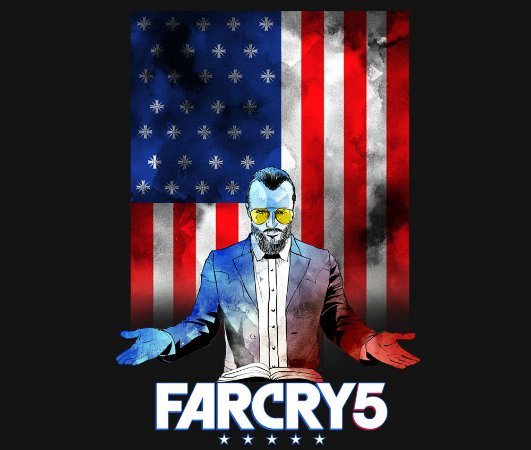 Enjoystick Far Cry 5 - Father