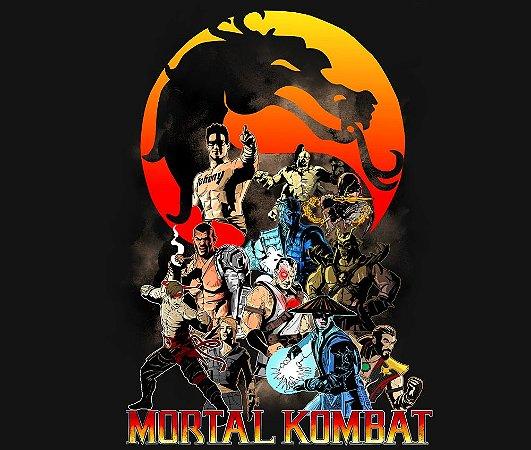Enjoystick Mortal Kombat - Epic Characters