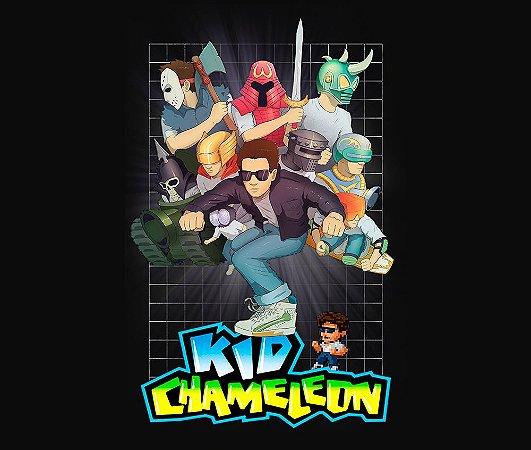 Enjoystick Kid Chameleon
