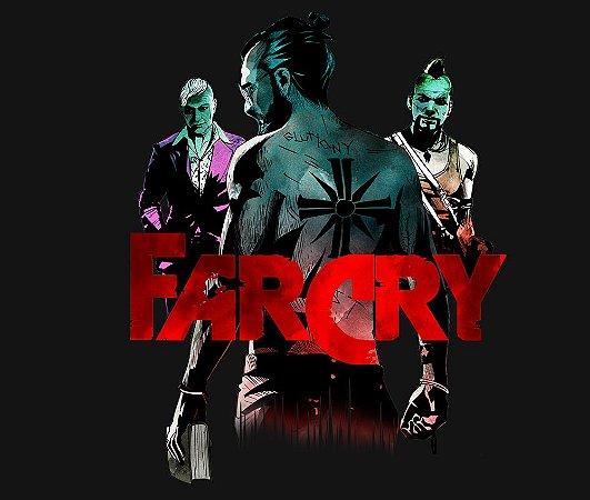 Enjoystick Far Cry Bosses