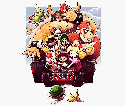 Enjoystick Mario Kart - Epic Composition