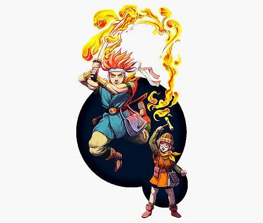 Enjoystick Chrono Trigger - Flames