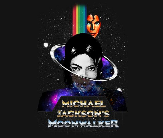 Enjoystick Michael Jackson Moonwalker - Epic