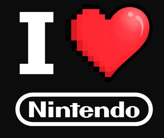 Enjoystick I Love Nintendo