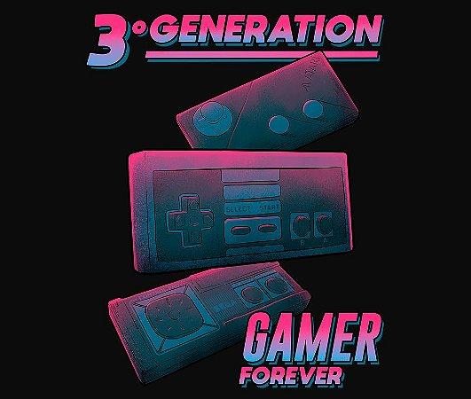 Enjoystick 3º Geração de Consoles