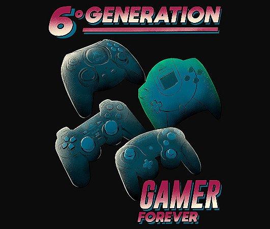 Enjoystick 6º Geração de Consoles