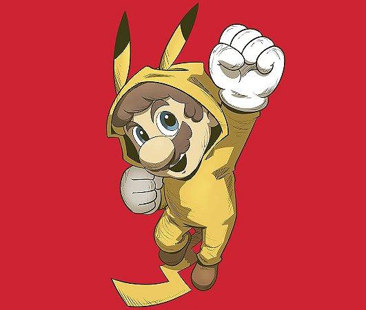Enjoystick Mario Cosplay Pikachu
