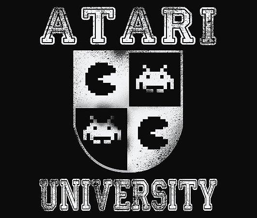 Enjoystick Atari University White