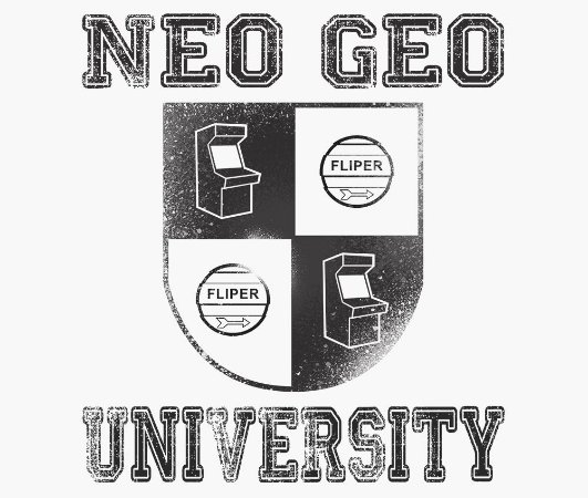 Enjoystick NEO GEO University Black