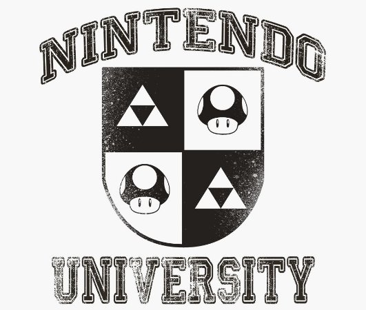 Enjoystick Nintendo University - Black